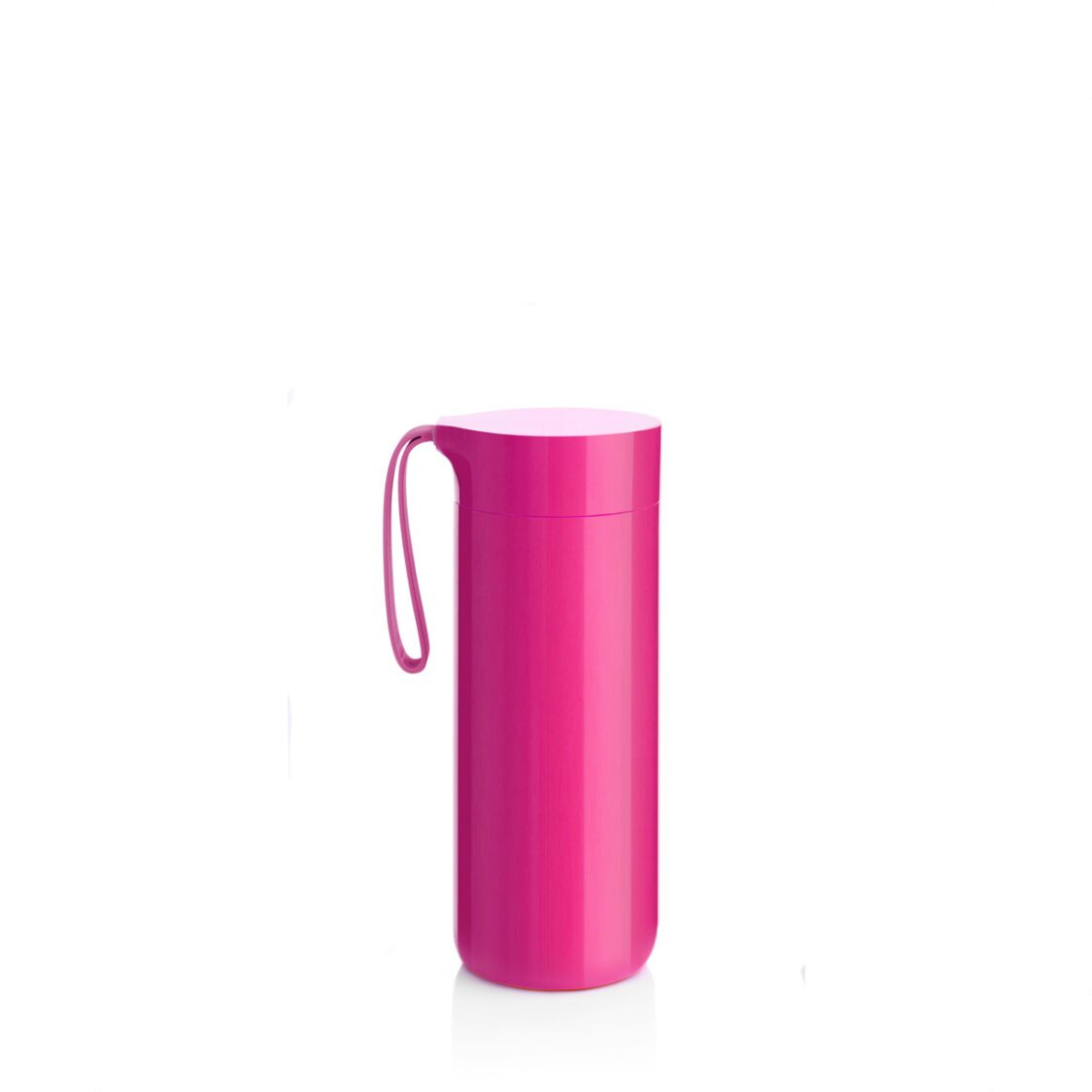 Artiart Suction Butterfly Thermal Bottle Pink 400ml