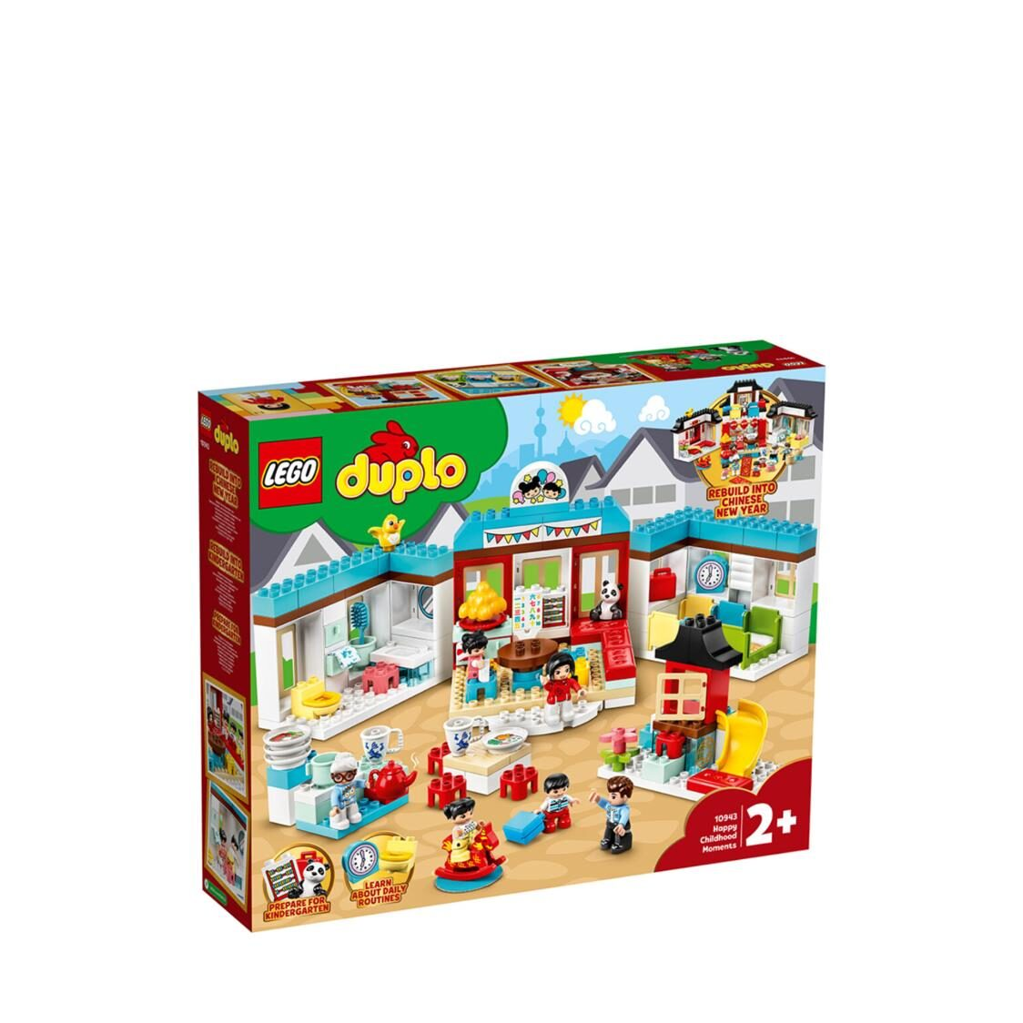 LEGO DUPLO Town - Happy Childhood Moments 10943