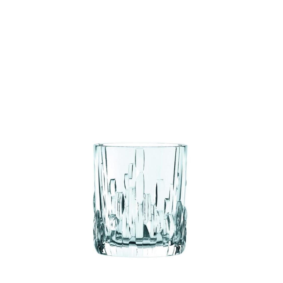 Nachtmann Lead Free Crystal Whisky Tumbler Set Of 4pcs Shu Fa R-0098063-0