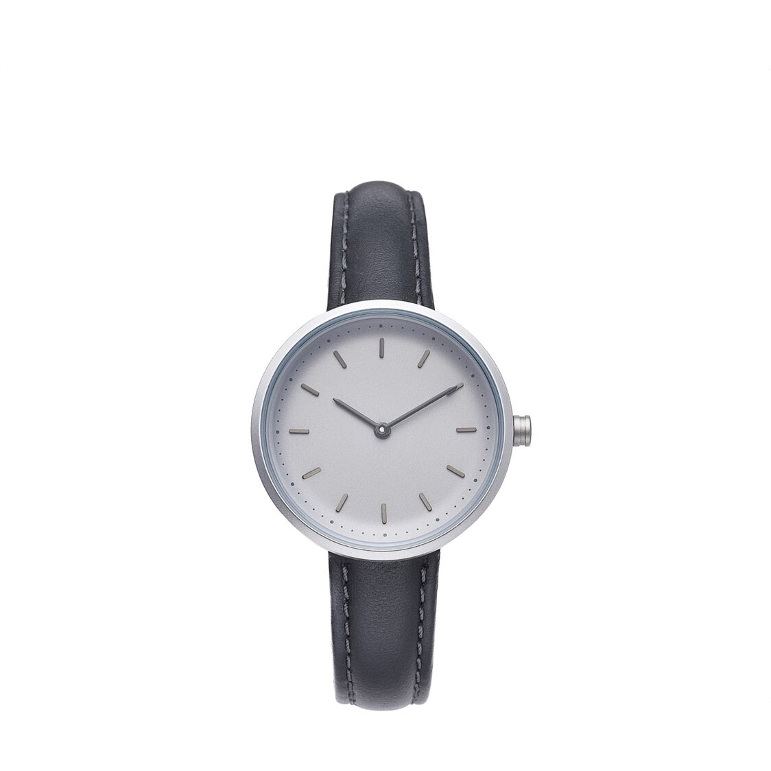 Conc 33 Grey Leather