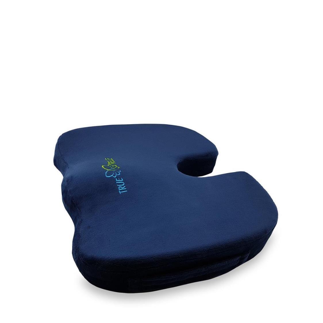 True Relief Memory Foam Seat Cushion