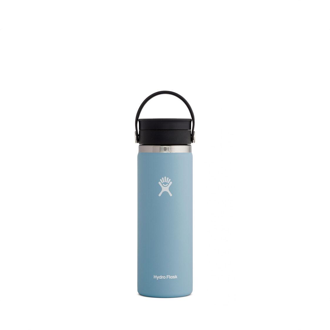 Hydro Flask Wide Mouth Flex Sip Lid 20oz Rain