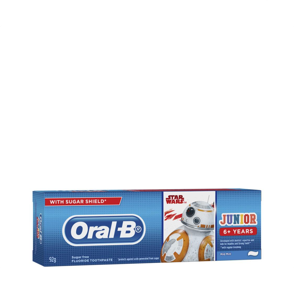 Oral B Stages Tooth Paste Strwar 92g