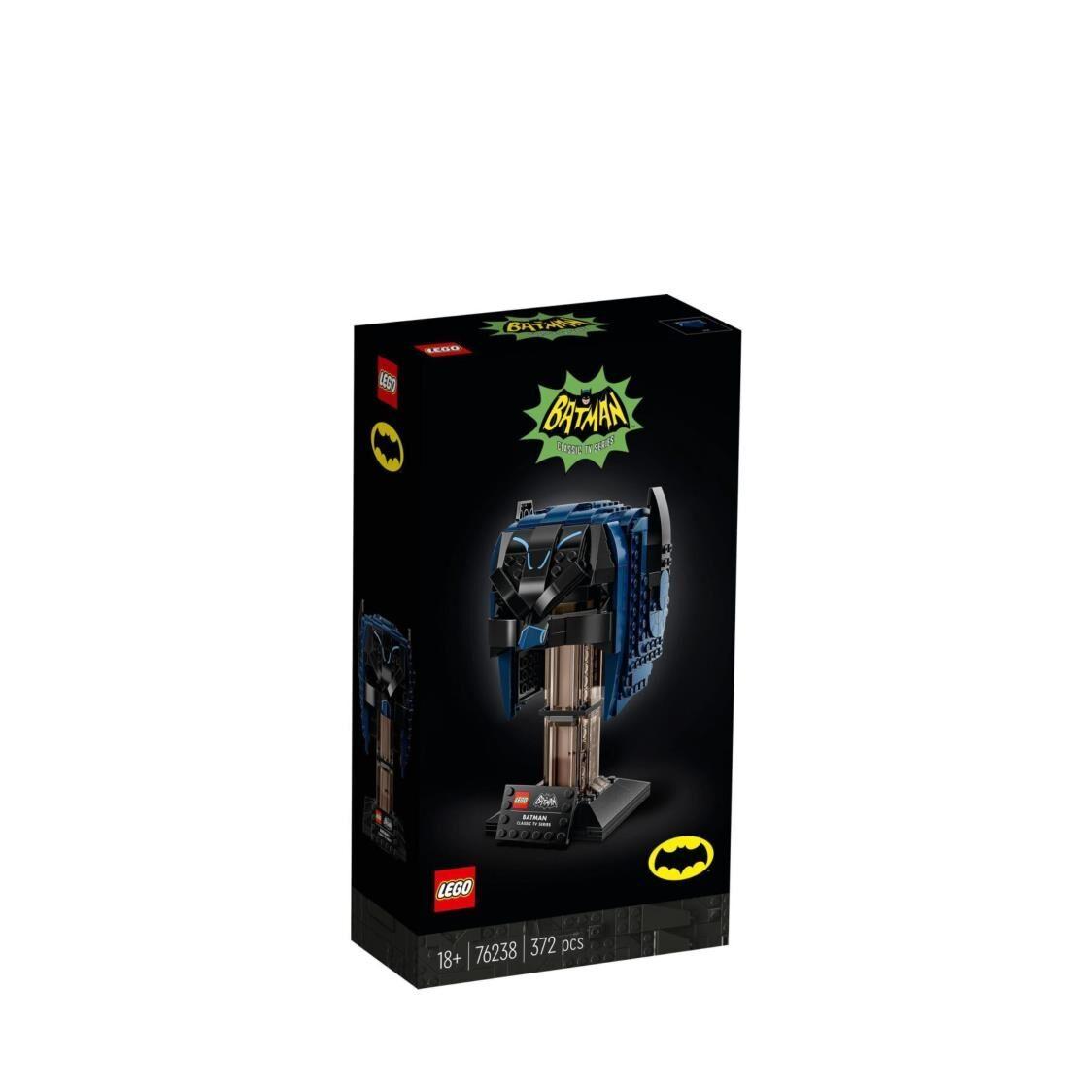 LEGO Classic TV Series Batman Cowl 76238