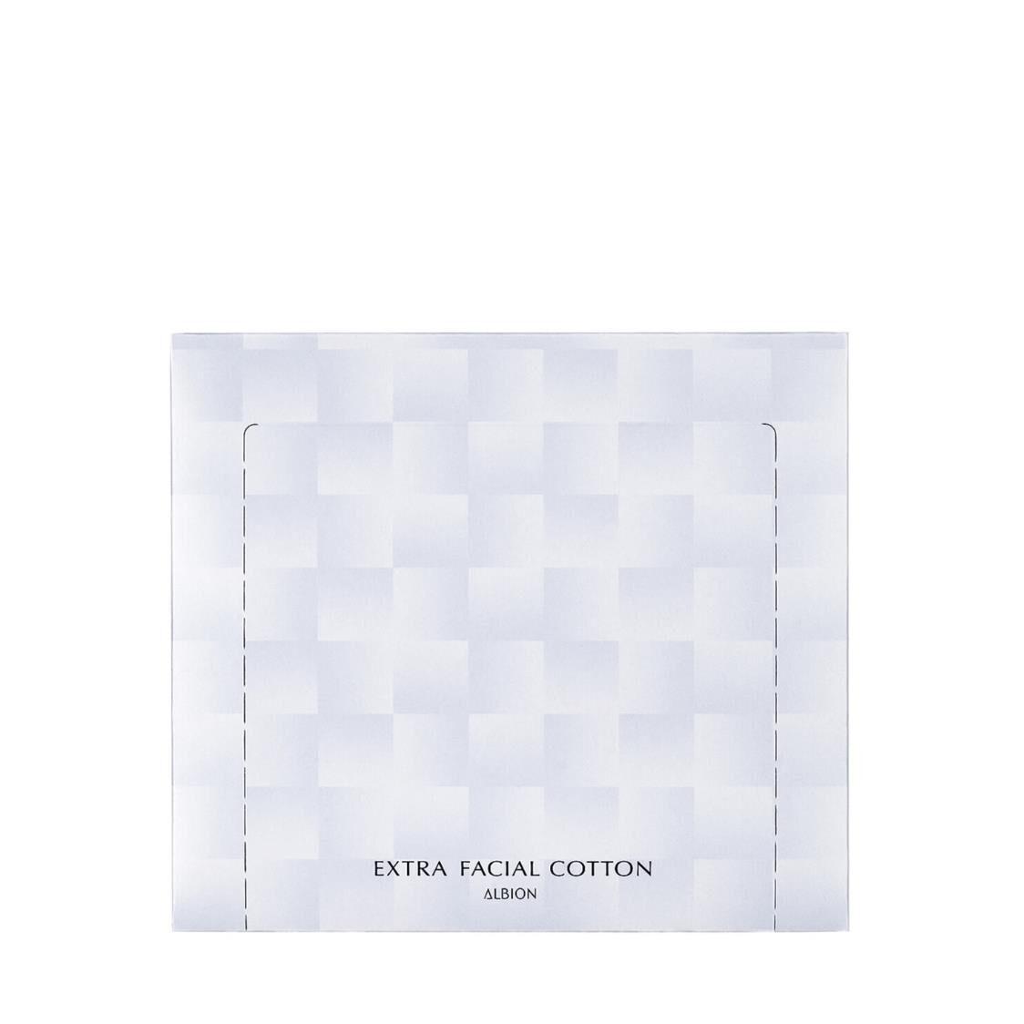 ALBION Extra Facial Cotton 120 Pads
