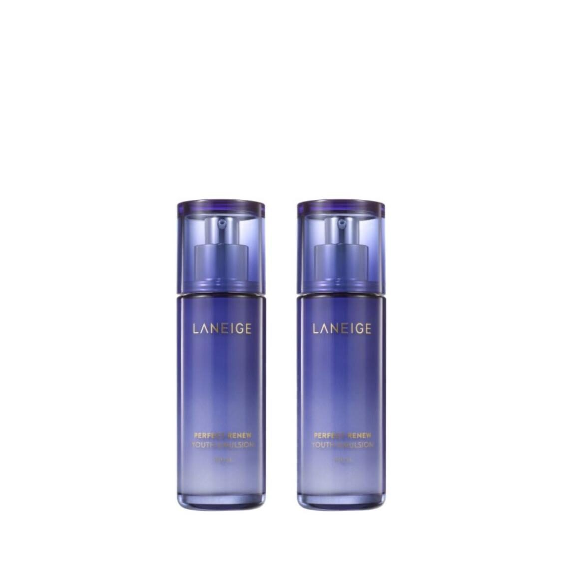 LANEIGE Perfect Renew Youth Emulsion Duo Set UP 120