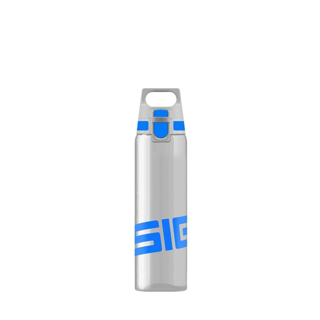 Sigg Total Clear One Blue 750ml Water Bottle 863380 - Blue