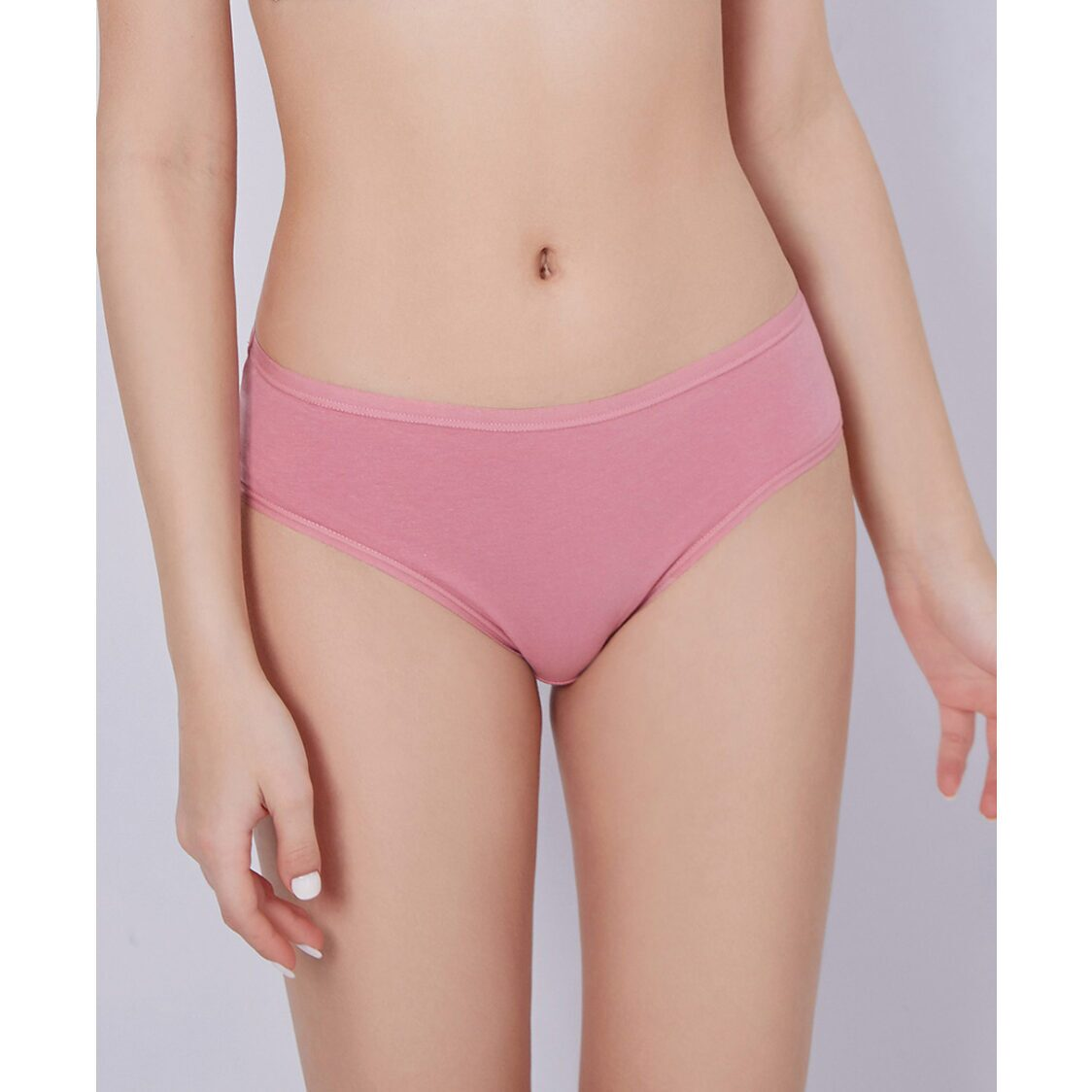 Young Hearts Dark Mysterious Cotton 5-pack Midi Panties Mix Y20-B00620