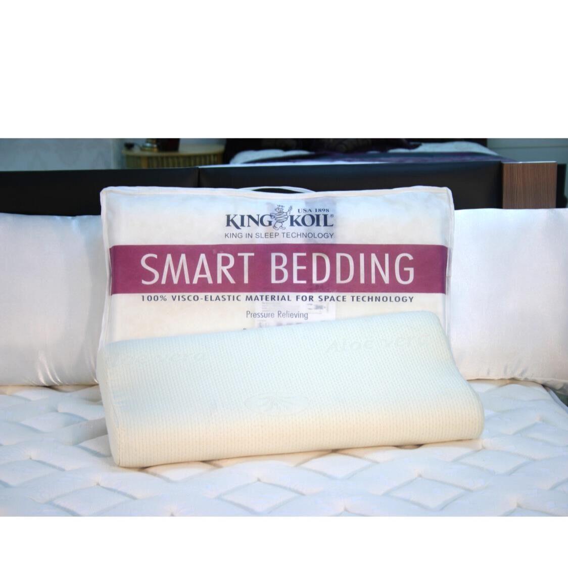 King Koil Smart Bedding Support 2 Pillow