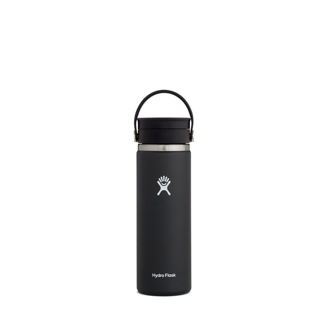 Hydro Flask Wide Mouth Flex Sip Lid 20oz Black