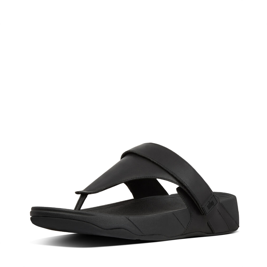 Fitflop Ethan Toe-Thongs All Black