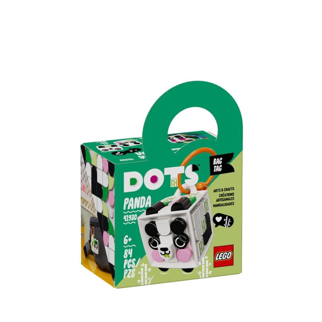 LEGO DOTS - Bag Tag Panda 41930