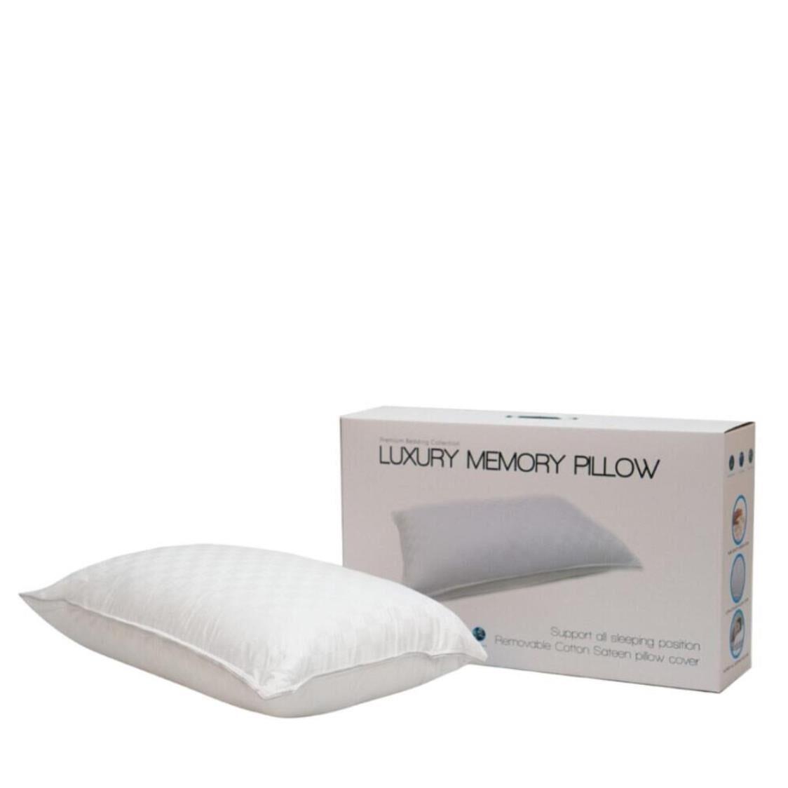 Domus Luxury Memory Foam Pillow