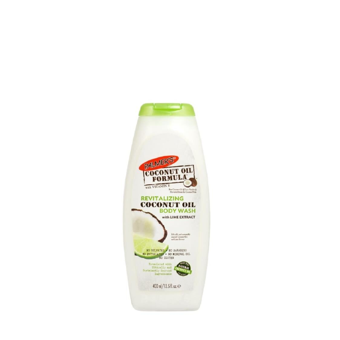 Palmers Coconut  Lime Body Wash 400ml