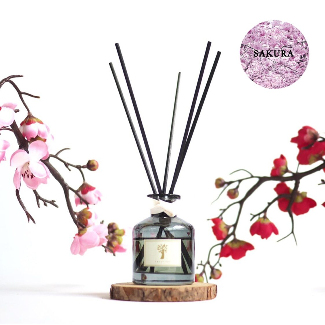Pristine Aroma Sakura Reed Diffuser 50ml