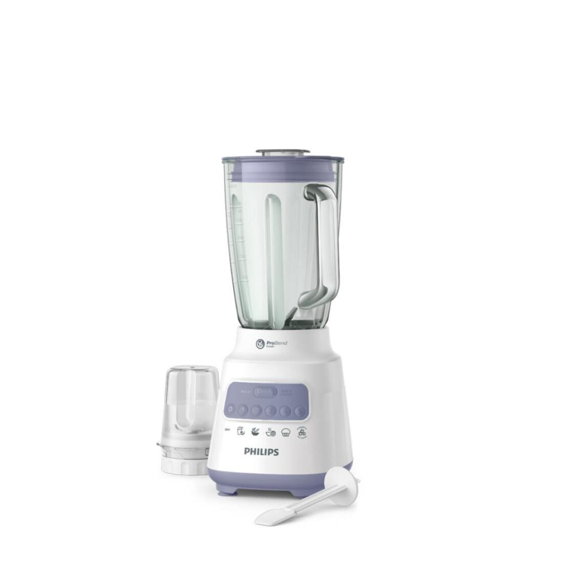 Philips 5000 Series 700W 15L Glass Jar Blender Core With Mill HR222201