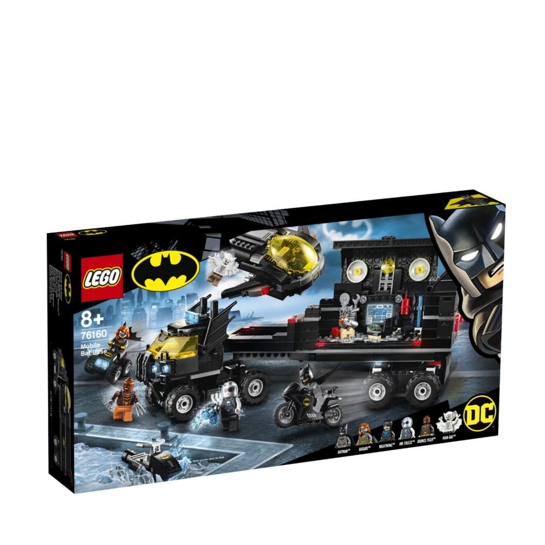 LEGO BATMAN - Mobile Bat Base 76160