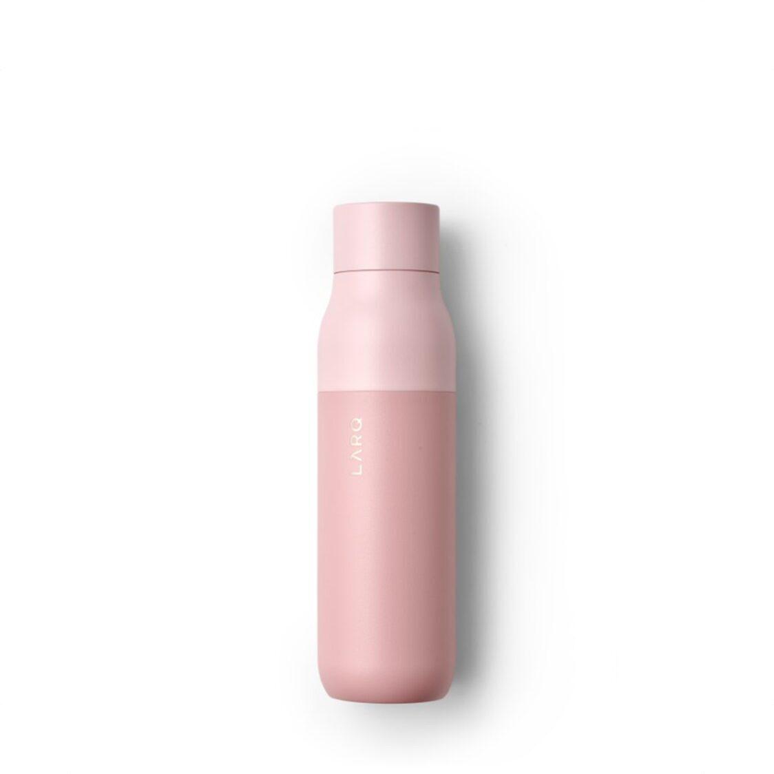 Larq Self - Cleaning Bottle 500ml Himalayan Pink