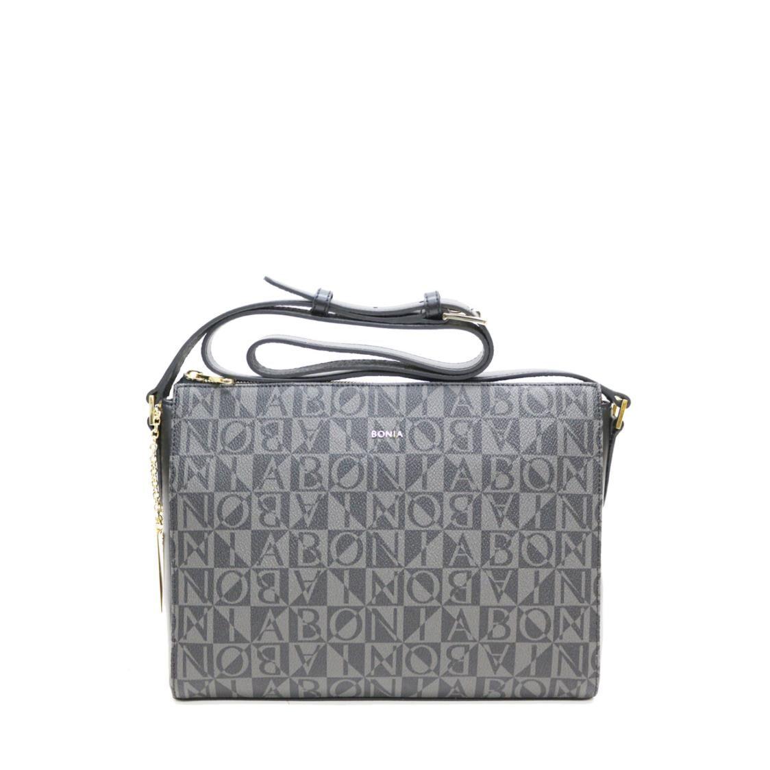 Bonia Monogram Crossbody Bag 801391-004-08