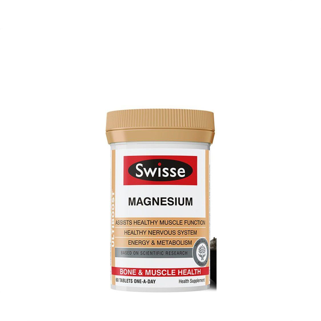 Swisse Ultiboost Magnesium 60s