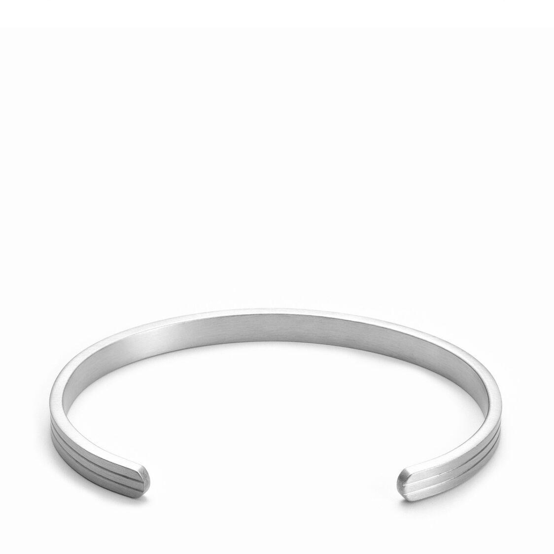 Plain Supplies Das Cuff - Silver