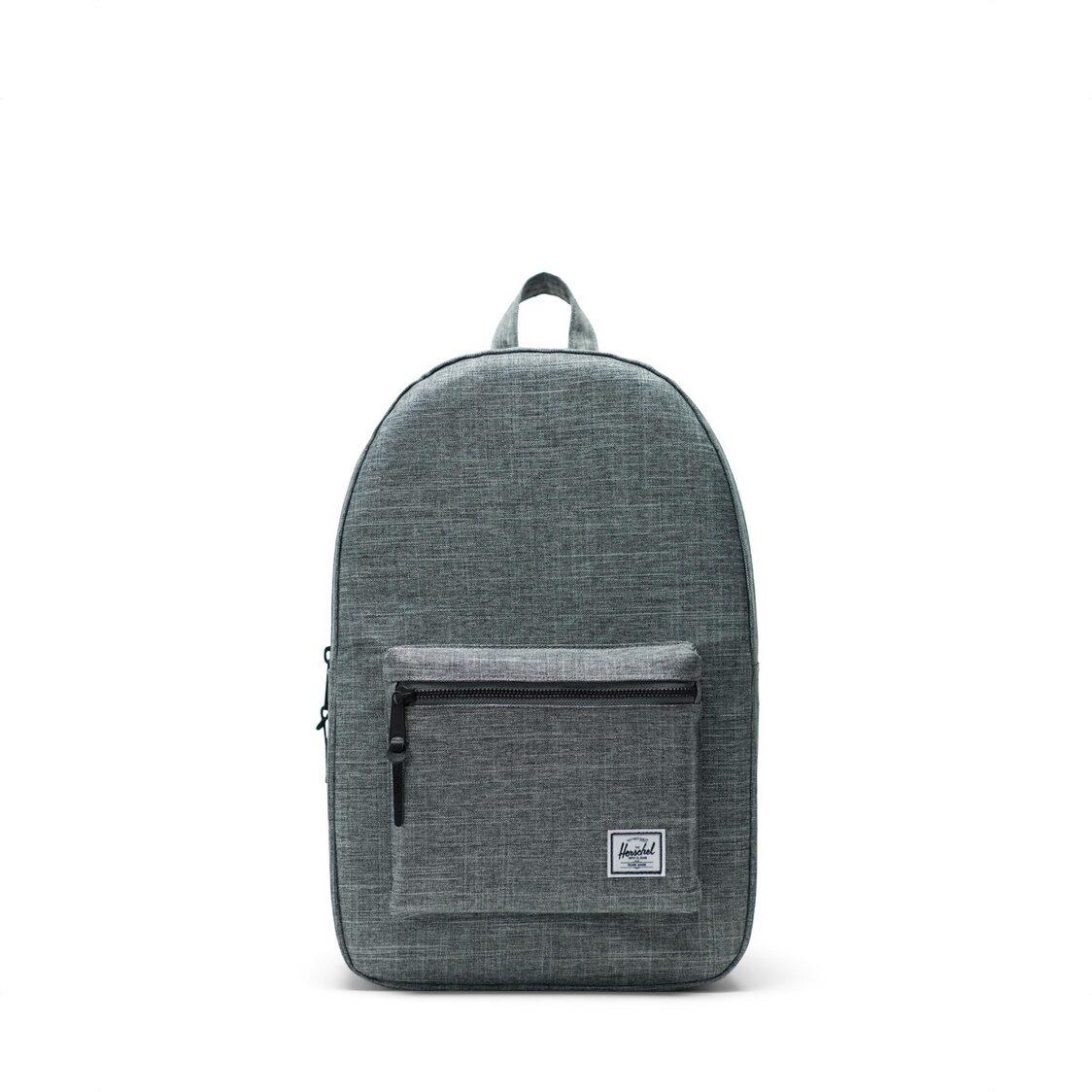 Herschel Settlement Backpack 600D Poly Raven X 10005-00919-OS
