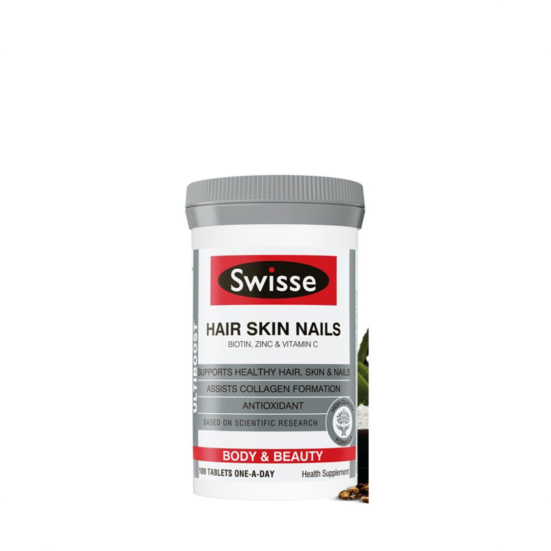 Swisse Ultiboost Hair Skin Nails 100s