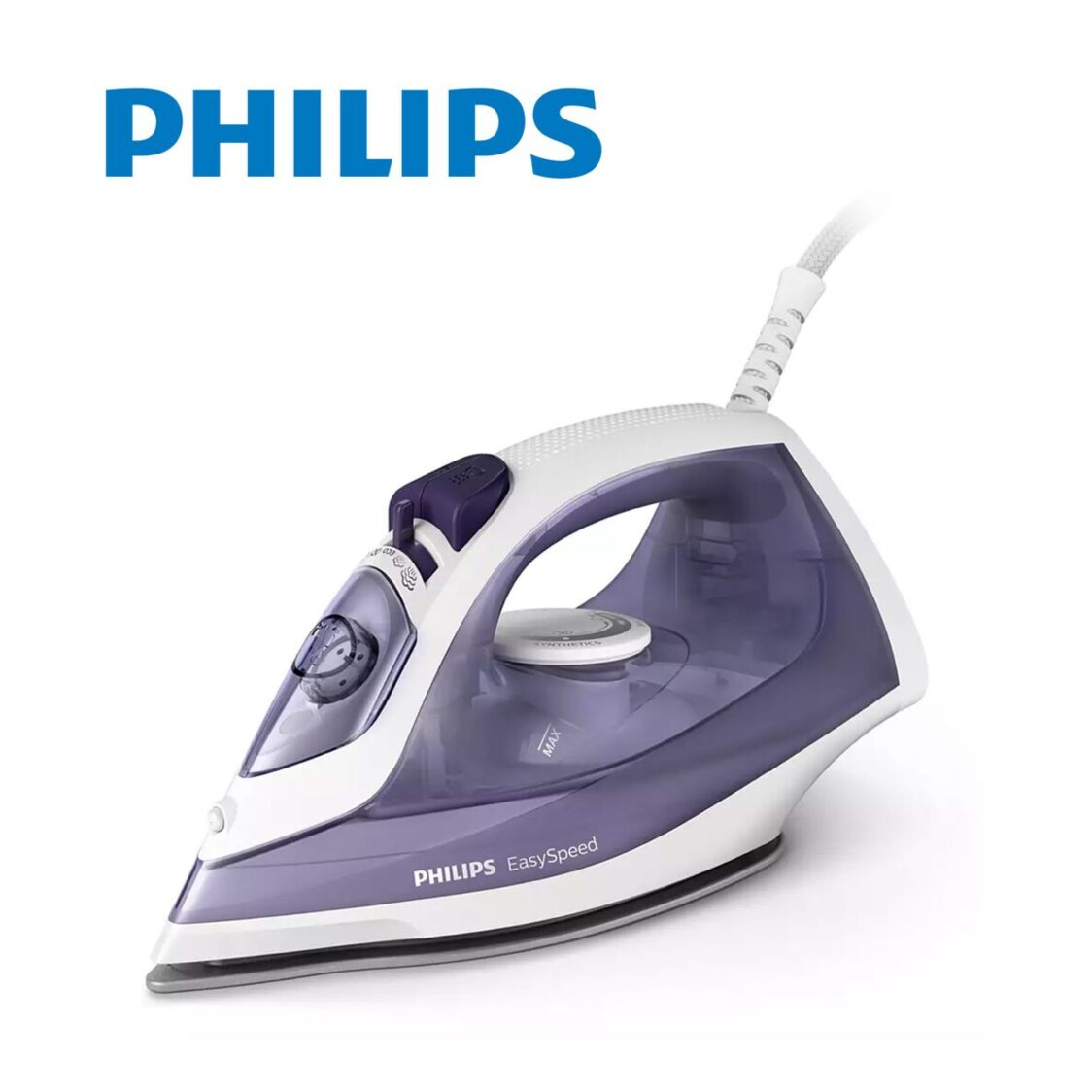 Philips Easyspeed 2000W Steam Iron With Ceramic Soleplate GC175236