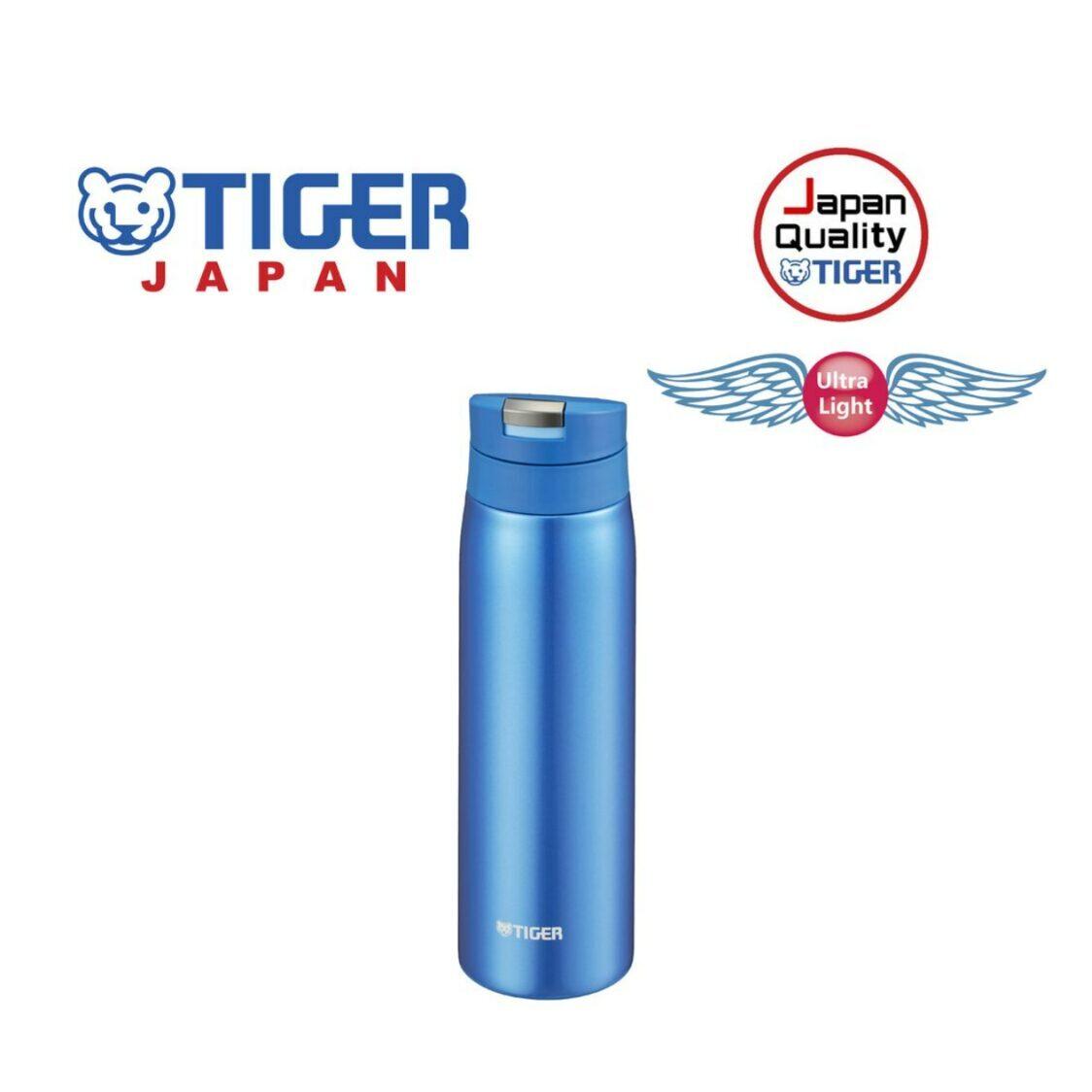 Tiger 500ml Double Stainless Steel Mug MCX-A501AK - Sky Blue