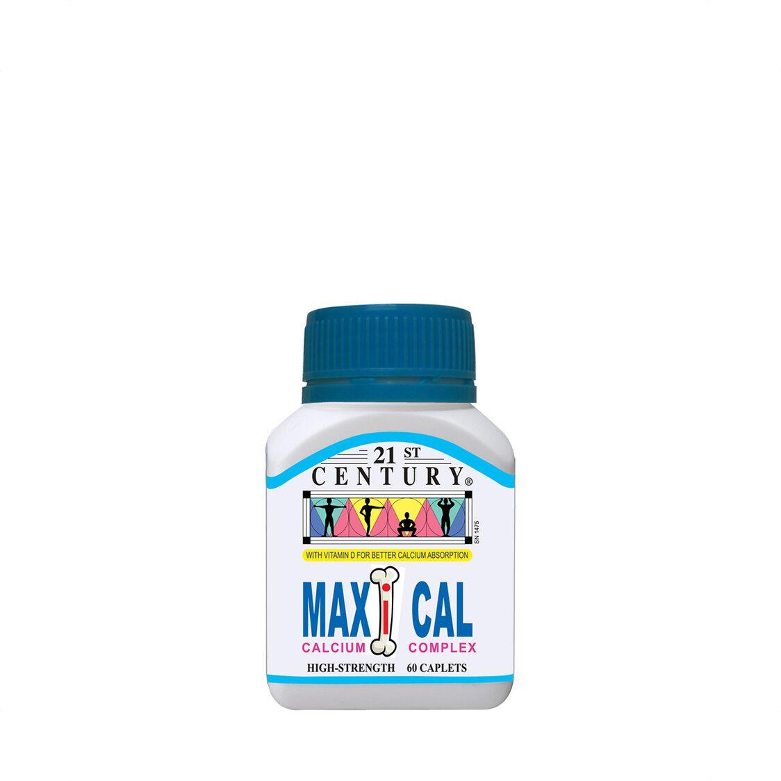 Maxi-Calcium 60s