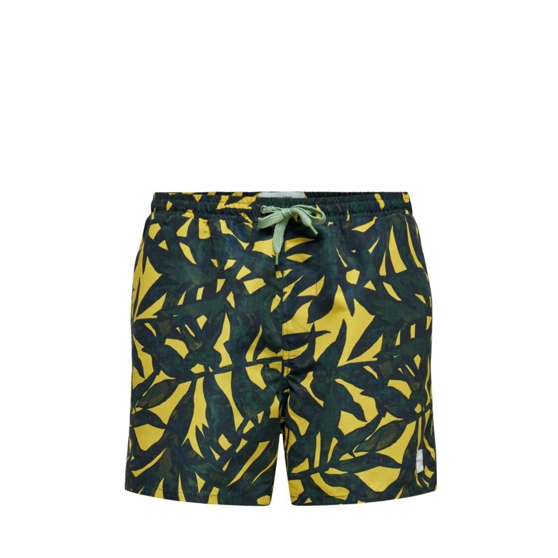 Only  Sons Onsted Swim Aop2 GW 9094 Antique Moss