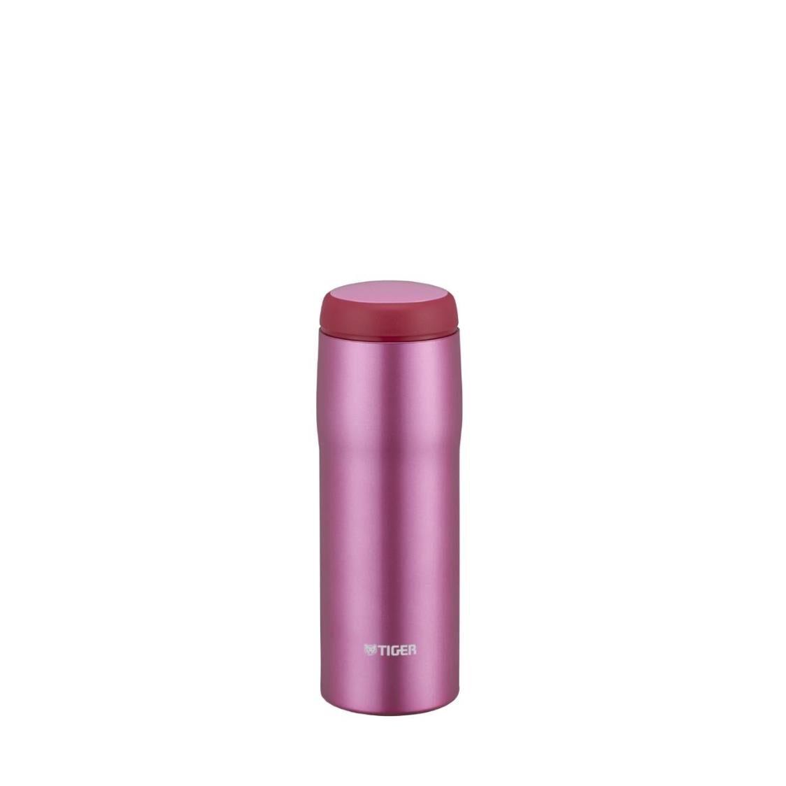 Tiger 360ml Stainless Steel Mug - Bright Pink Made in Japan MJA-B048 PB