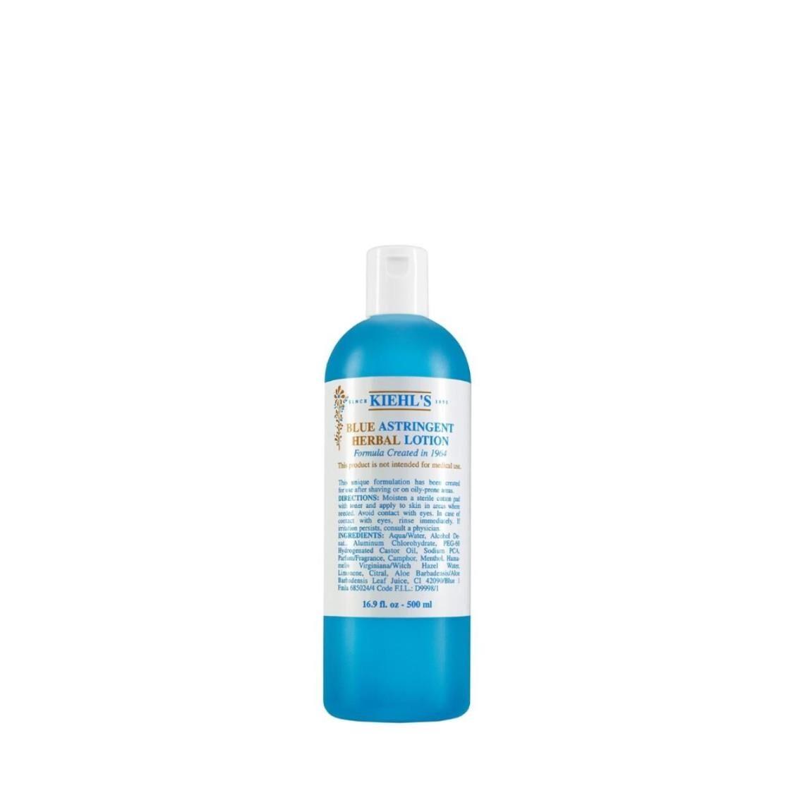 Kiehls Since 1851 Blue Astringent Herbal Lotion 500ml