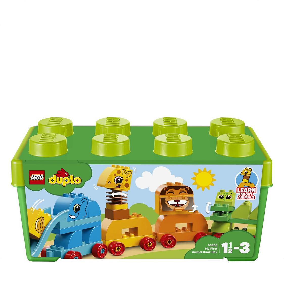 LEGO Duplo - My First Animal Brick Box 10863 V29