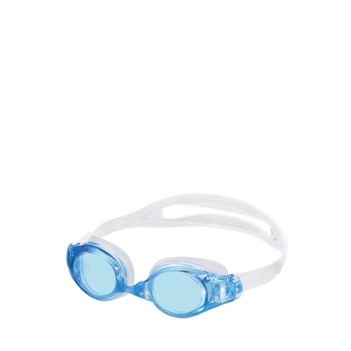 View Adult Goggle Clear Blue AAV550A
