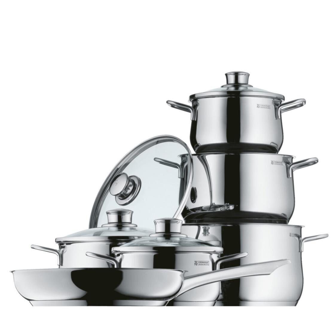 WMF Diadem Plus 6pc Cookware Set