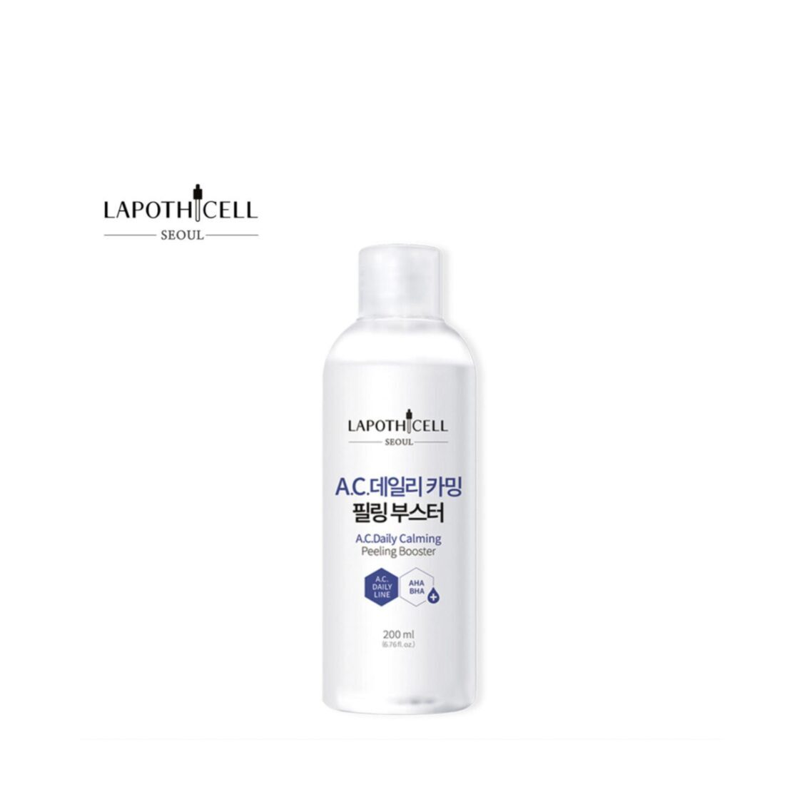 Lapothicell AC Daily Calming Peeling Booster 200ml