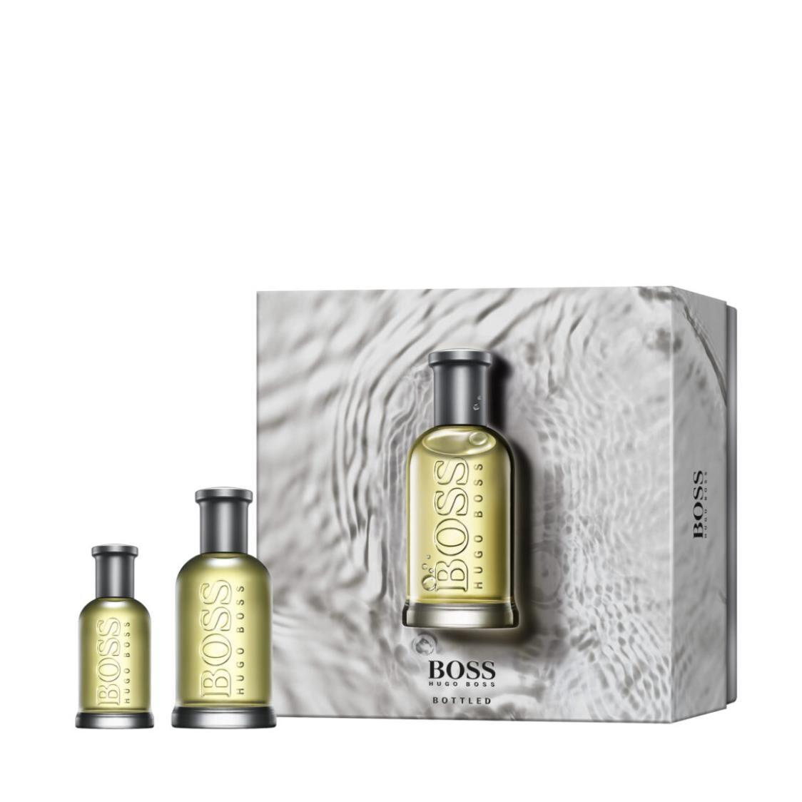 Hugo Boss Bottled EDT 100ml Gift Set with EDT 30ml