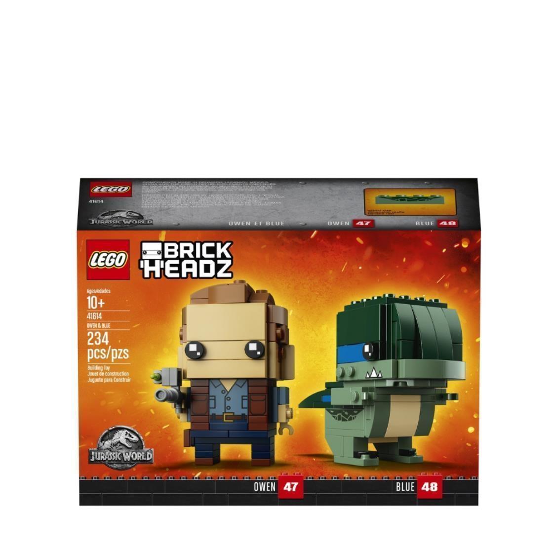 LEGO BrickHeadz - Owen  Blue 41614 V29