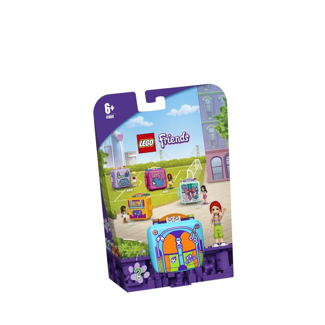 LEGO Friends - Mias Soccer Cube 41669