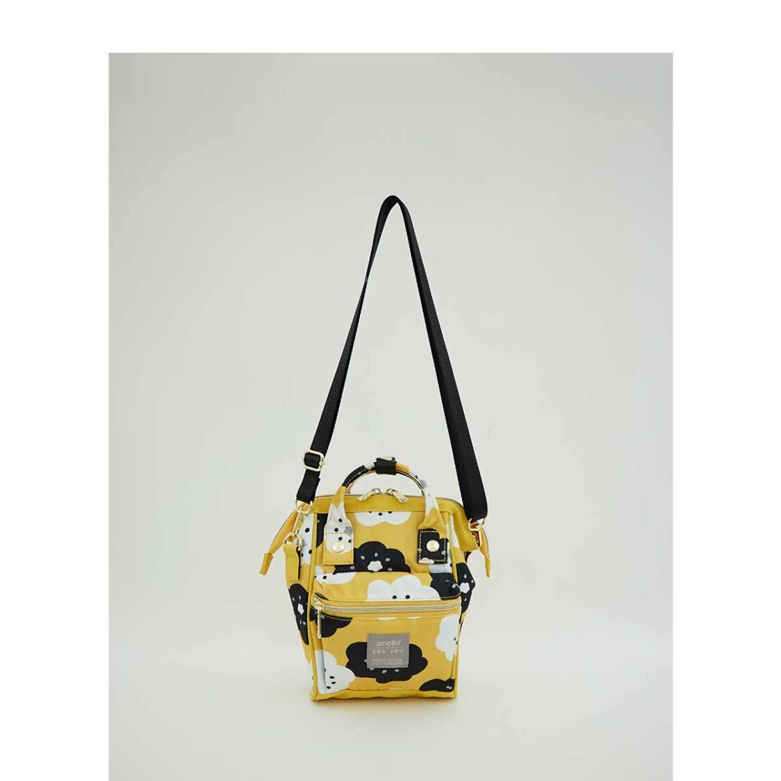 Anello X SousouT 2Way Micro Shoulder Bag Yellow