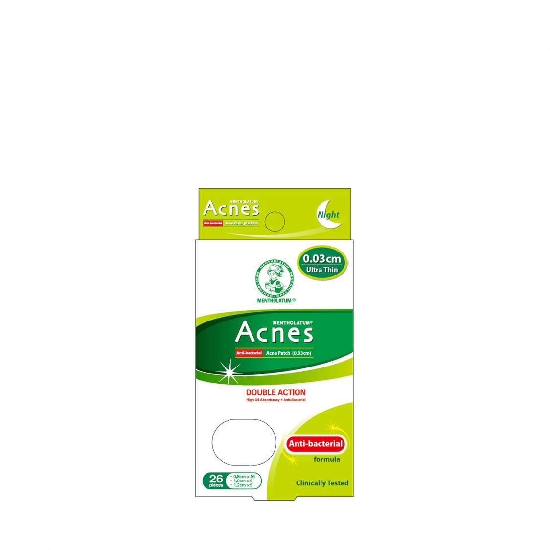 ACNES Anti-Bacteria Patch 26S