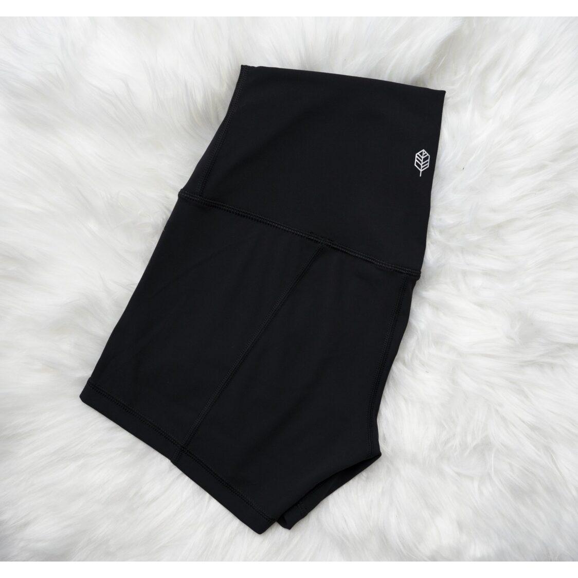 YOF Athletica I-Lift 4In Short Black