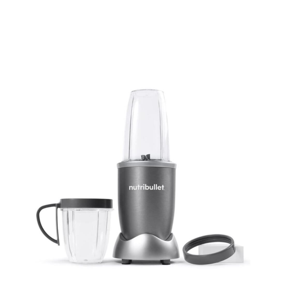 NutriBullet 600W Personal Blender Grey