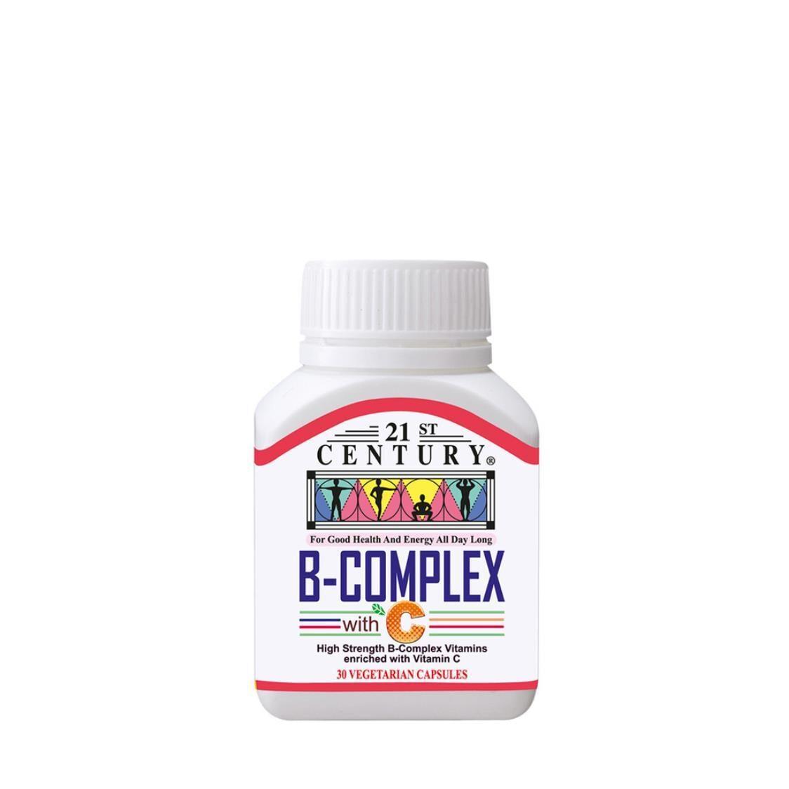 B-Complex With C Vegicaps 30s