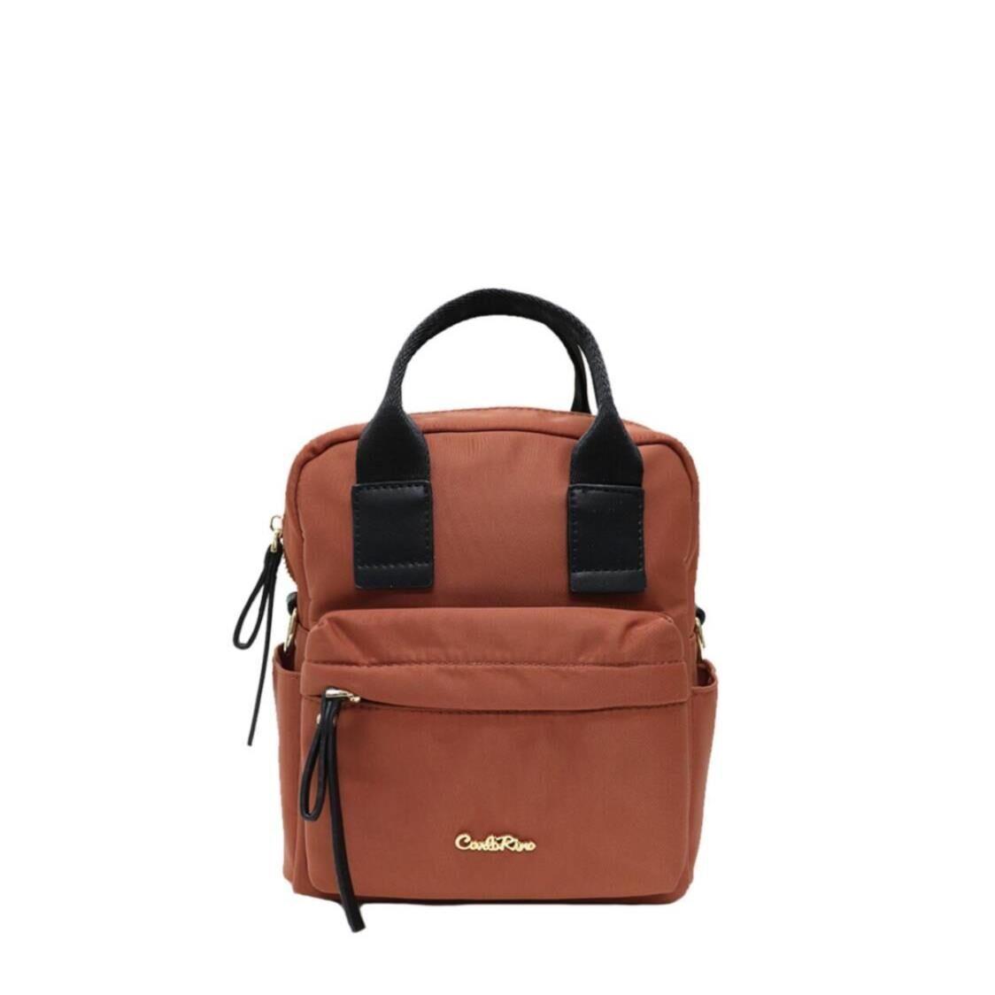Carlo Rino Small Backpack Orange 34723-002-17