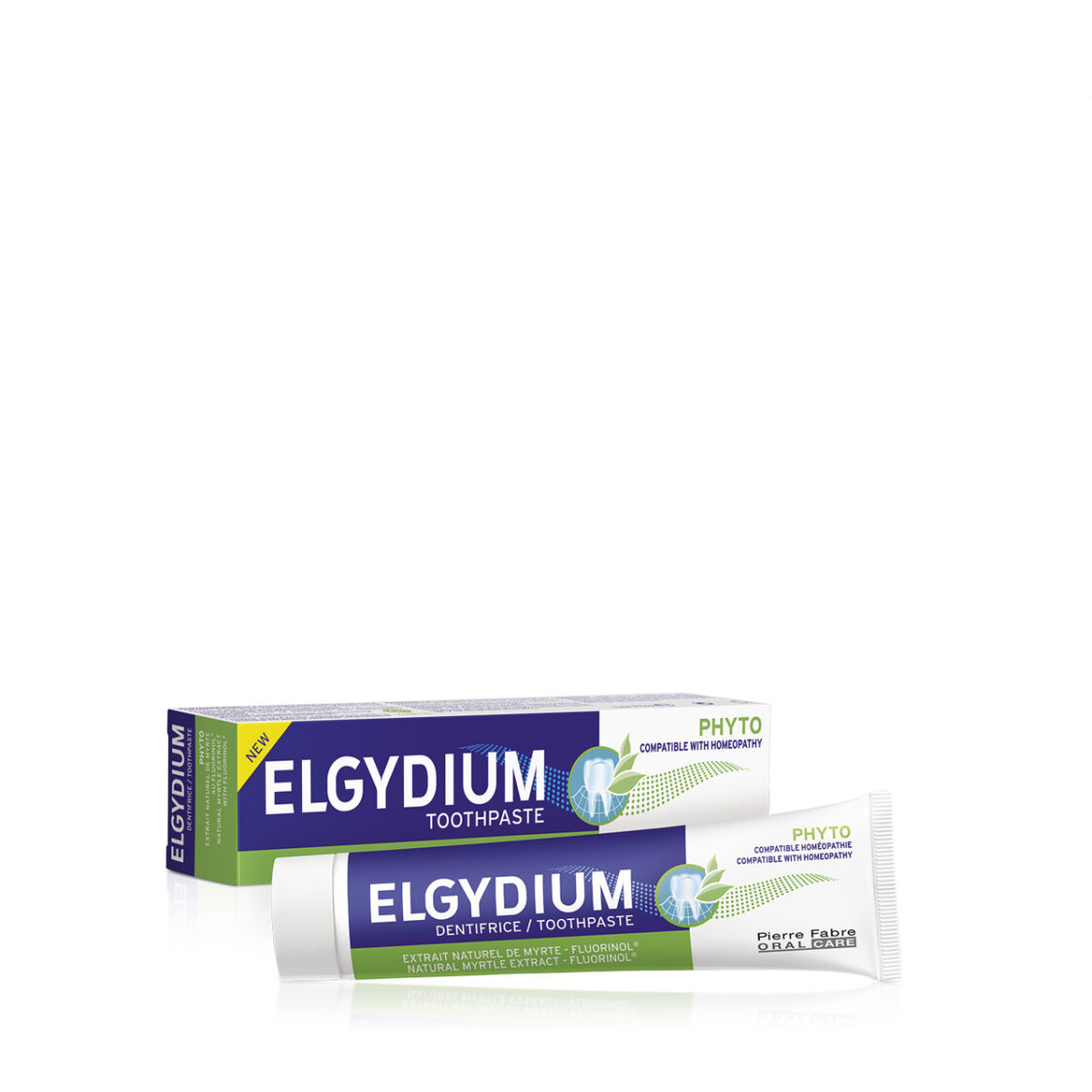 Elgydium Phyto Toothpaste 75ml