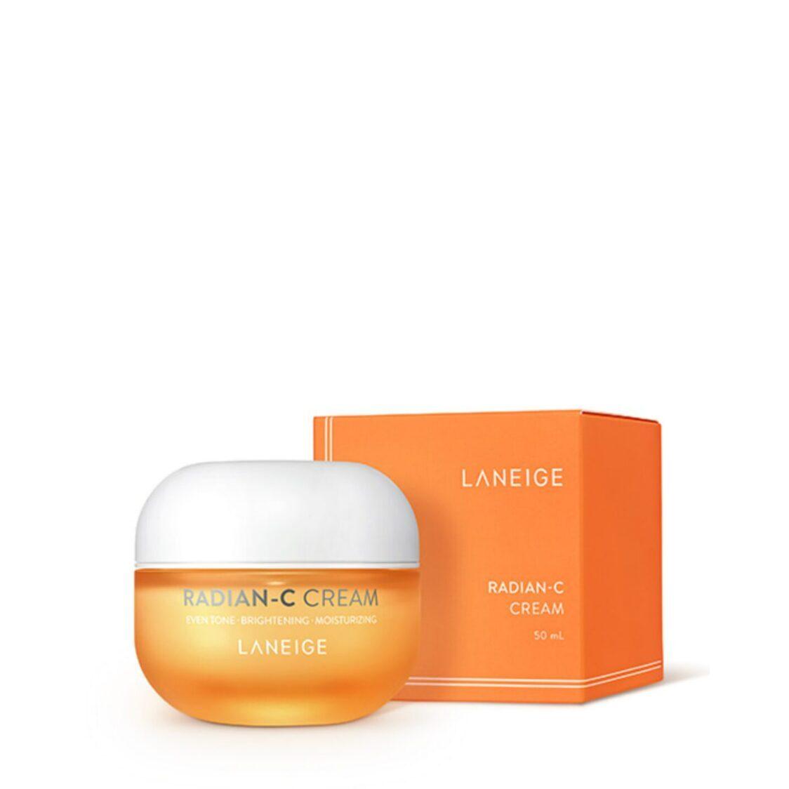 Laneige Radian-C Cream 50ml Set Worth 136