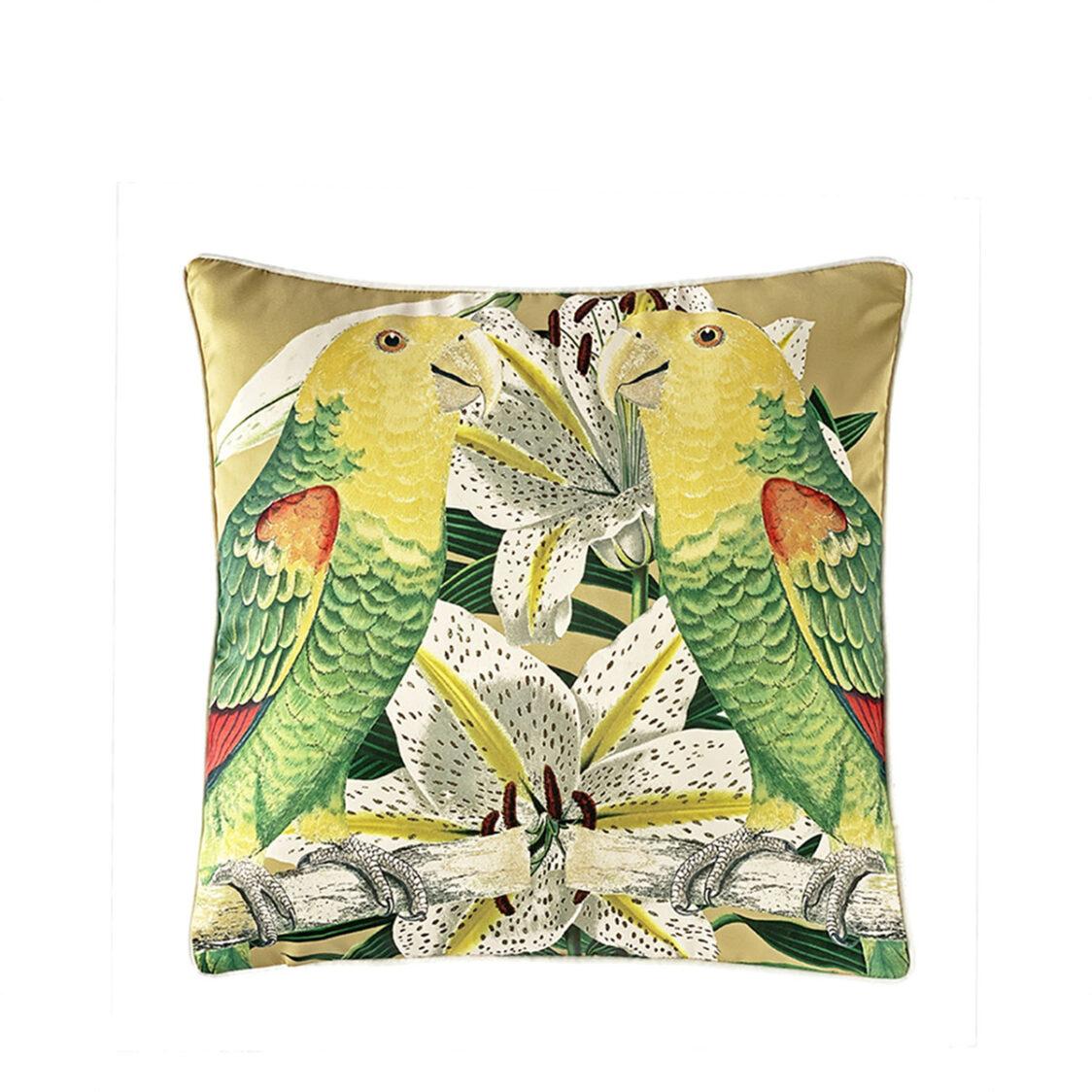 CAM Isla Cushion Cover Perroquet