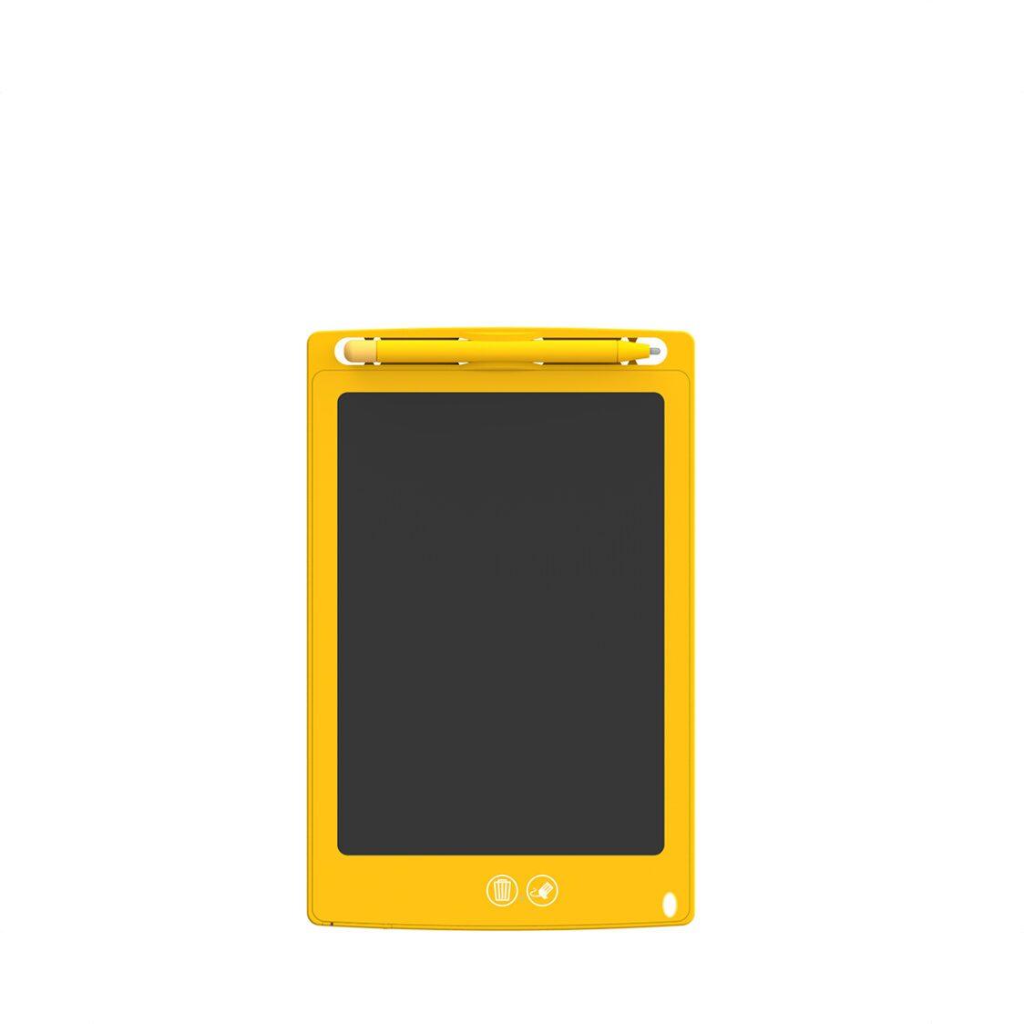 myFirst Sketch II 10 Full Erase  Partial Erase Writing Pad Yellow